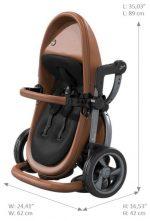 złozony wózek
